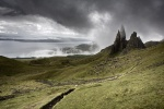 Scotland, Isle of Skye, Old Man of Storr , Scotland , Maciej Duczynski
