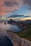 sunrise, cap, sea, coast, mountain, morning, mallorca, spain, 2011 , Mallorca , Dave Derbis