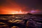 sunset, light, dramatic, sky, energy, freezing, cold, sonnenuntergang, dramatisch, licht, energie , East Germany , Dave Derbis