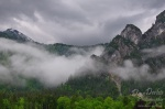 königssee, berchtesgaden, clouds, nationalpark, alpen, mountain, fog, mist, morning, schneebedeckt, germany , Berchtesgaden National Park , Dave Derbis