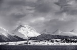 norway, snow, mountain, winter, north, sea, ocean, remote, hurtigruten, boat, ship , Northern Norway , Dave Derbis