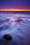 coast twilight beach baltic sea germany sunset dramatic , Baltic Sea , Dave Derbis