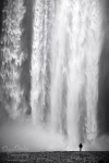 iceland, waterfall, skogafoss, arctic, canon, assignment, remote, rare, striking, beauty, wild , Iceland - South , Dave Derbis