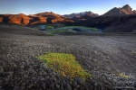 iceland, arctic, landmannalaugar, temple, mountain, sunset, canon, assignment, remote, rare, beauty, kylingar , Iceland - North , Dave Derbis